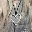 Halsband Big heart