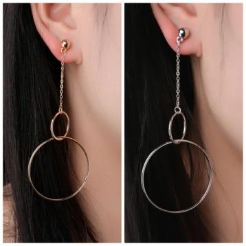 Örhängen Two Rings