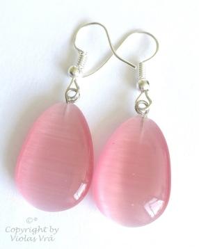 Örhängen Pink Stones