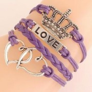 Armband Krona