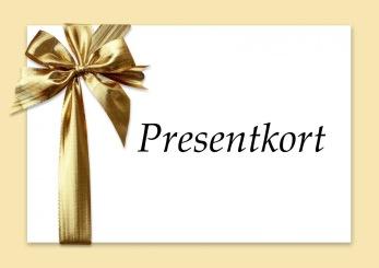 Presentkort finns, klicka på bilden