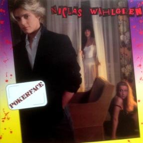 Niclas Wahlgren - Pokerface