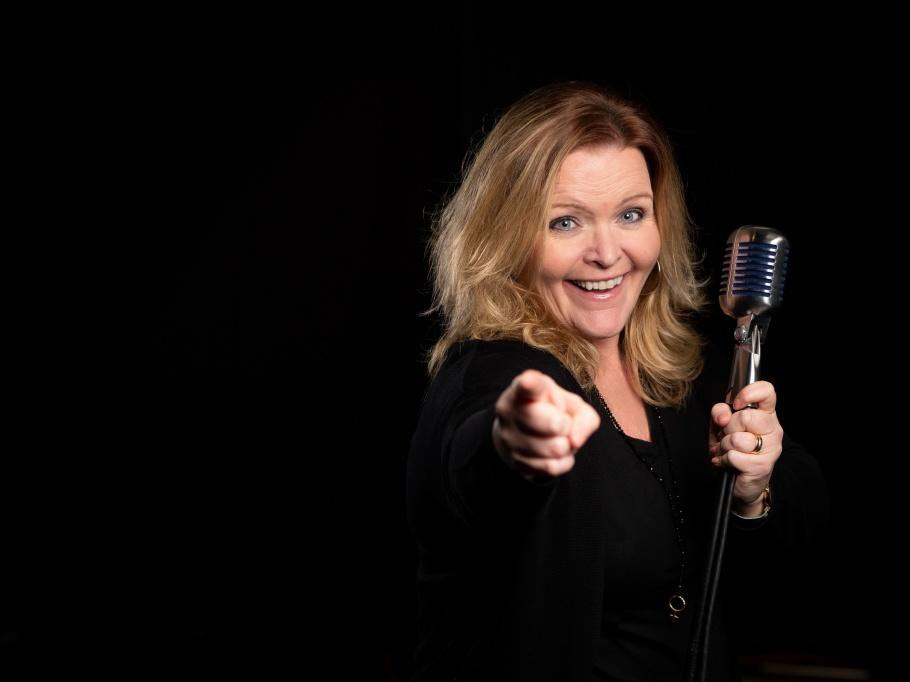 Sångcoach Monica Christoffersson auktoriserad sångpedagog för Complete Vocal Technique (CVT)