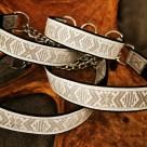 Halsband Nordic - Halsband Nordic Vit