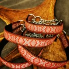 Halsband Nordic - Halsband Nordic Röd