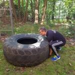 8, Tyre Flip