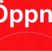 Riktningspil för öppning av rökluckor