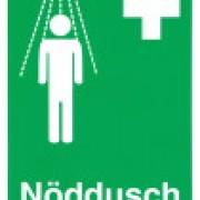 Skylt Nöddusch