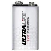 Batteri till brandvarnare
