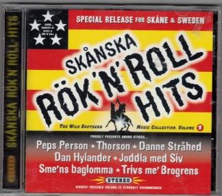 Skånska Rök´n´Roll Hits - Skånska Rök´n´Roll Hits