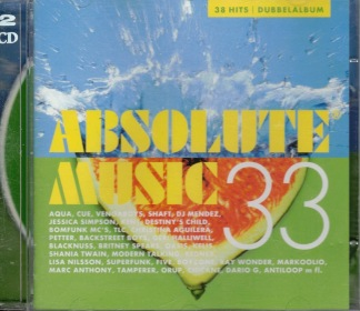 Absolute Music 33 -