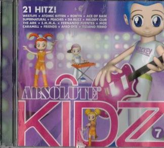 Absolute Kidz 7 - Absolte Kidz 7