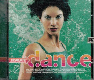 Absolute Dance 21 -
