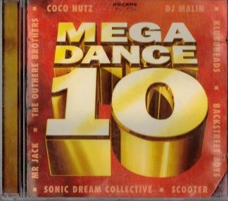 Mega Dance 10 -