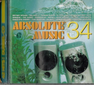 Absolute Music 34 -