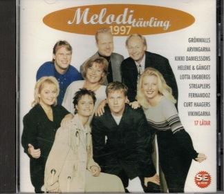 Meloditävling 1997 - Meloditävlingen 1997