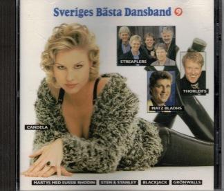Sveriges Bästa Dansband -