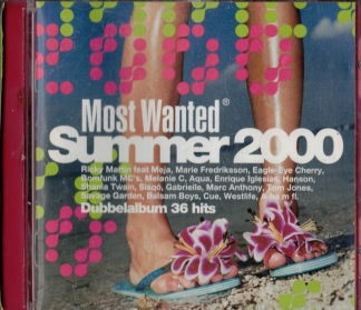 Most Wanted Summer 2000 -