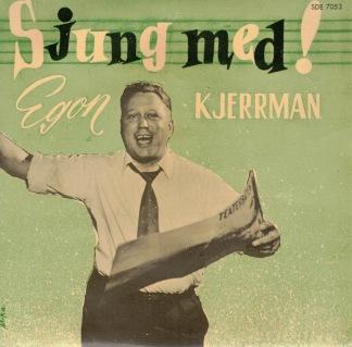 Egon Kjerrman -