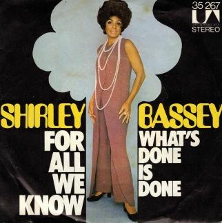 Shirley Bassey -