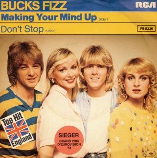 Bucks Fizz -