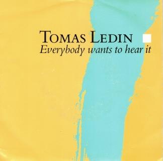 Tomas Ledin -