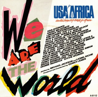USA for Africa -