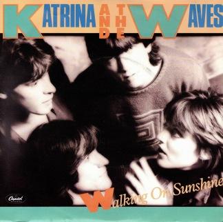 Katrina and the waves -