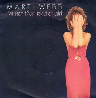 Marti Webb -