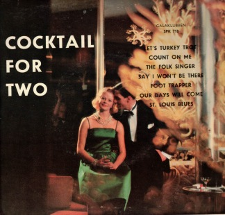 Cocktail for two -