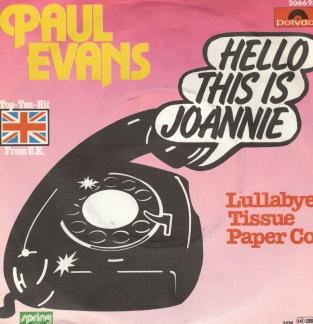 Paul Evans -