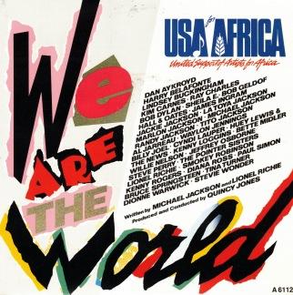 USA For Africa / Quincy Jones -
