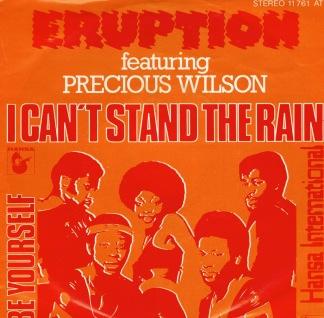 Eruption -