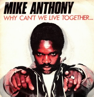 Mike Anthony -