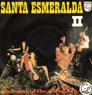 Santa Esmeralda -