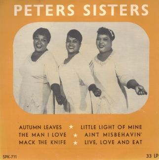 Peters Sisters -