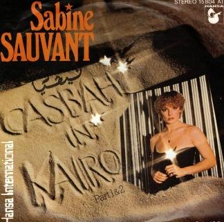 Sabine Sauvant -