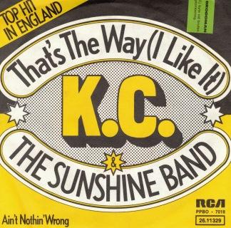 K.C & The Sunshine Band -