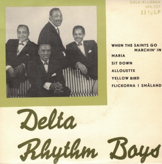 Delta Rrhytm Boys -