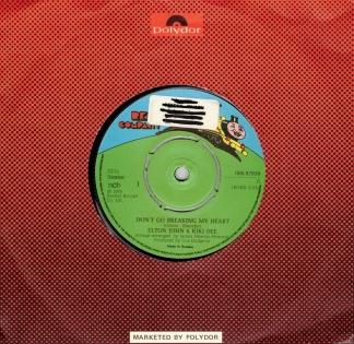 Elton John & Kiki Dee -
