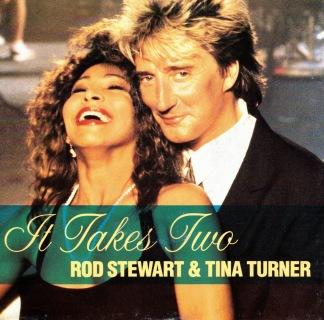 Rod Stewart & Tina Turner -