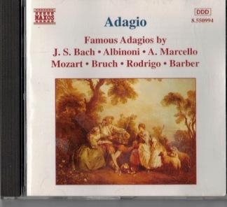 Famous Adagios -