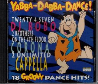 Yabba-dabba-dance -