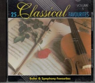 Ballet& Symphony Favourites -