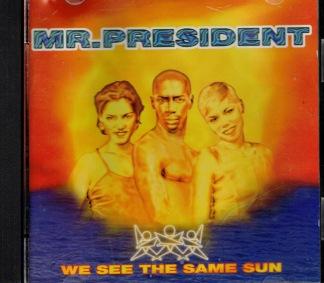 Mr. President -