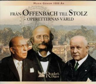Från Offenbach till Stolz -