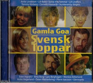 Gamla Goa Svensktoppar -