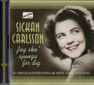 Sickan Carlsson -
