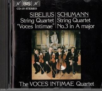 Sibelius & Schumann -