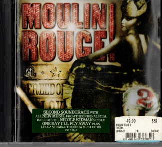 Moulin rouge  No. 2 -